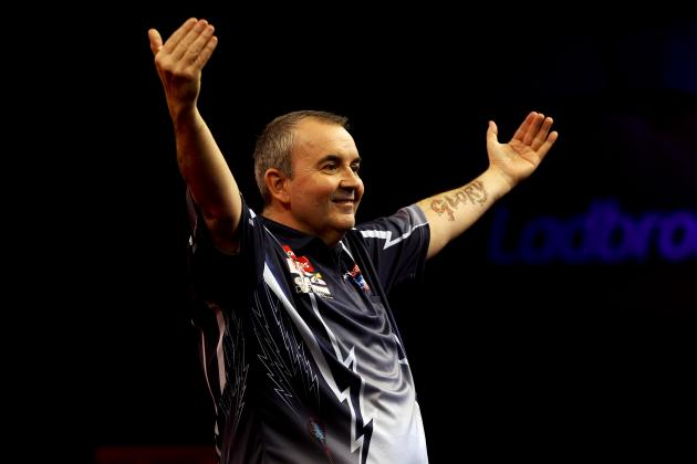 Darts World Matchplay 2013 Results: Examining Phil Taylor vs. Adrian Lewis Match