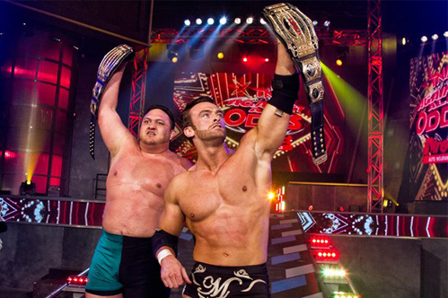 Magnus and Other TNA Stars Who Could Help the WWE Right Now
