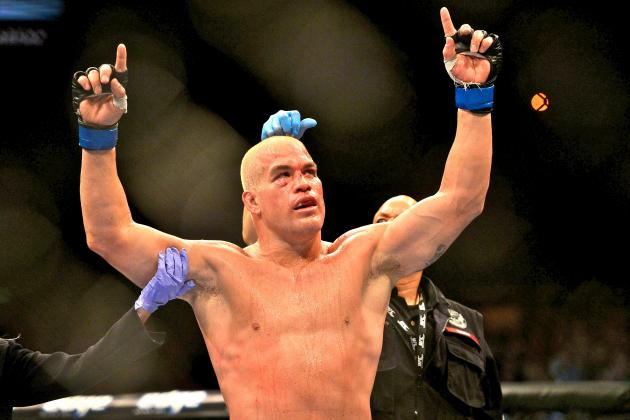 Dana White: 'Who Gives a S--t' About a Potential Tito Ortiz Comeback to MMA