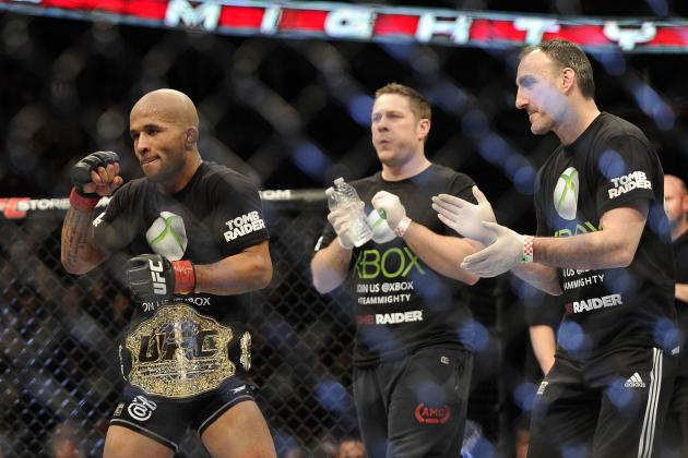 Demetrious Johnson Earns Latest Stoppage Win in UFC History at UFC on FOX 8