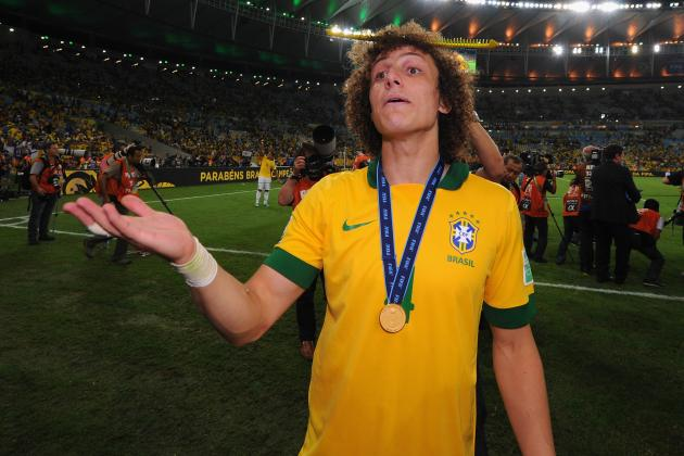 Barcelona Transfer Rumours: Club Must Make Heavy Push for David Luiz