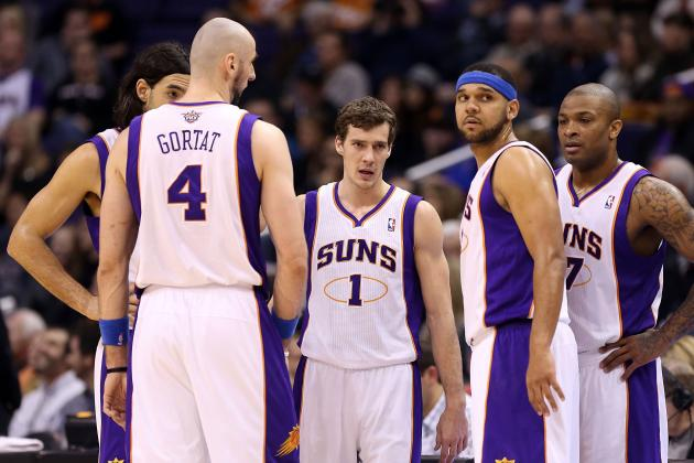 What's the Next Move for the Phoenix Suns?