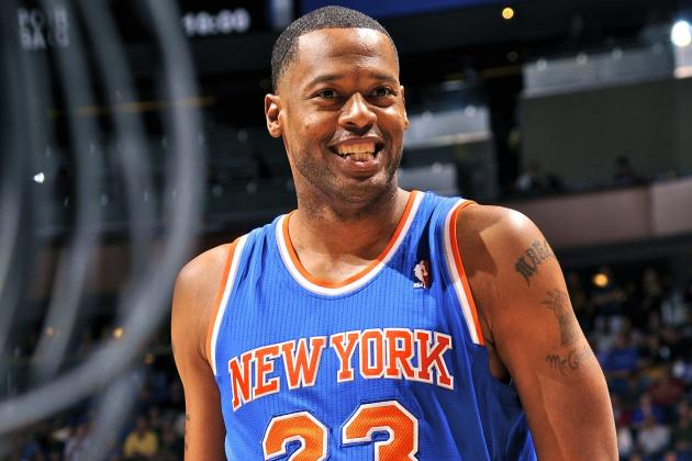 Marcus Camby Signs with the Houston Rockets