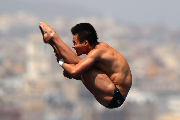 Diving World Championships 2013 Results: Breaking Down Top Athletes' Best Marks