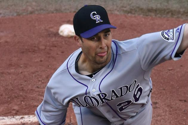Rockies Recall LHP Jeff Francis from AAA; Option Collin McHugh