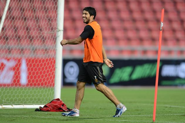 Arsenal Transfer Rumours: Luis Suarez Shouldn't Be Focused on Champions League