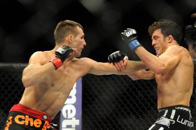 Did Jake Ellenberger vs. Rory MacDonald Live Up to the Hype?