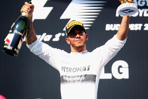 Lewis Hamilton's Victory Is Great Sign for Championship Hopes