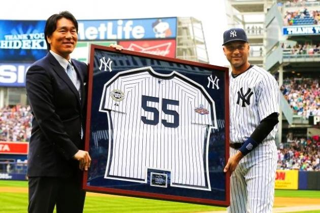 Hideki Matsui Formally Retires with New York Yankees