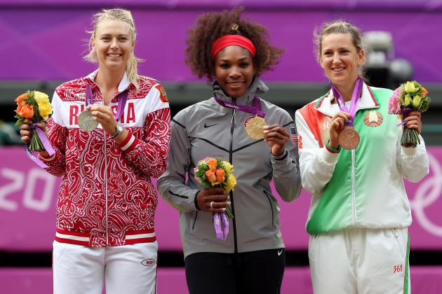 Who's Serena's Top Challenger at 2013 US Open: Sharapova or Azarenka?