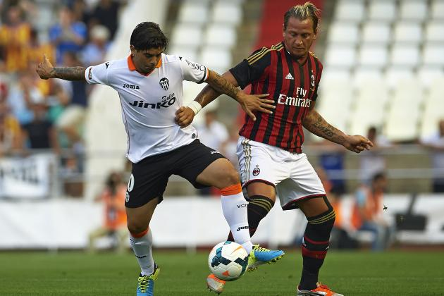 AC Milan vs. Valencia: What We Learned from Opening ICC Match
