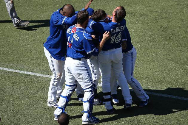 Blue Jays 2, Astros 1