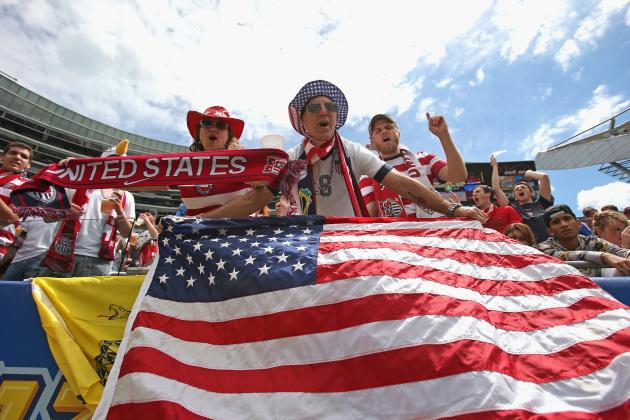 USA vs. Panama: Changes US Needs to Make at Halftime of Gold Cup Final