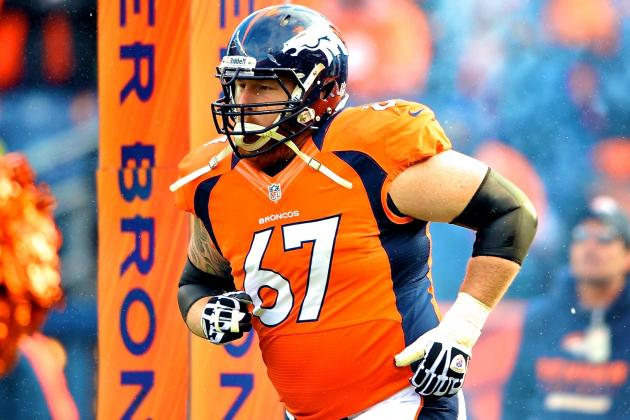 Dan Koppen Injury: Updates on Broncos Center's Knee