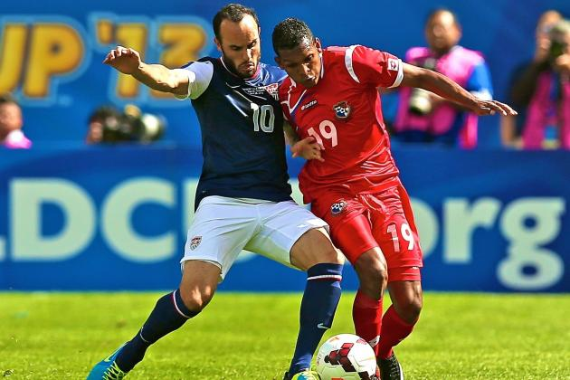 Gold Cup Final 2013, USA vs. Panama: Live Score, Highlights and Analysis