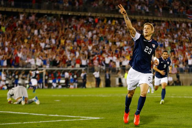 Gold Cup Final 2013: Substitute Brek Shea Gives USA 1-0 Victory over Panama