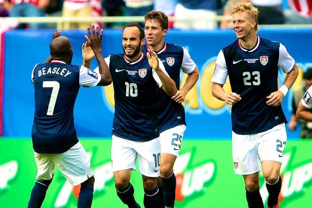 USA vs. Panama 2013: Score, Grades and Highlights from Gold Cup 2013 Final