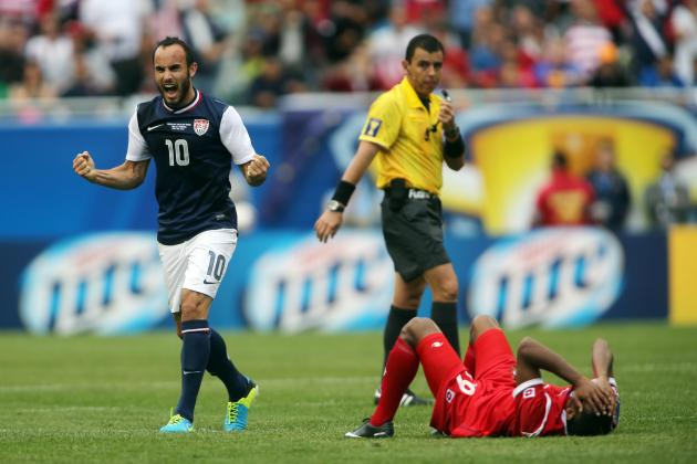 Gold Cup 2013 Results: Close Score Doesn't Detract from USMNT's Dominance
