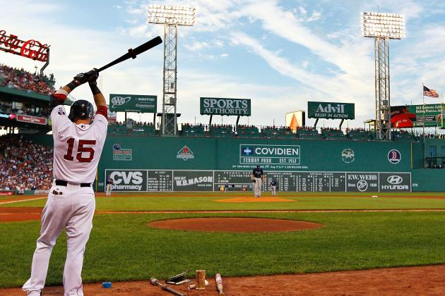 Dustin Pedroia Takes Road Mo Vaughn Should Have with Red Sox