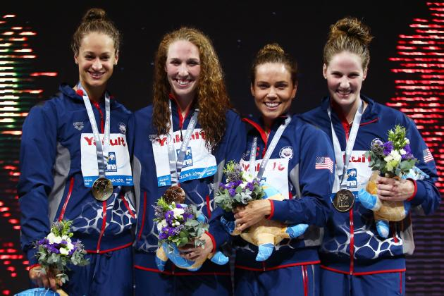 Swimming World Championships 2013: Missy Franklin Remains Elite with Gold Medal