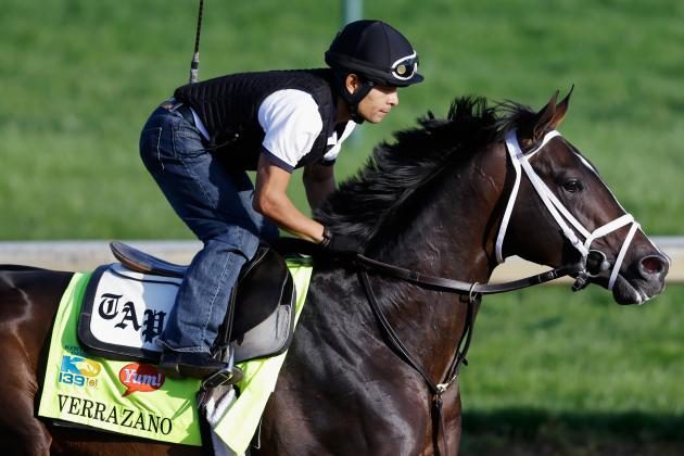 Verrazano Romps to Victory in Haskell Invitational