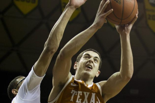 Texas Forward Ioannis Papapetrou the Focus of a European Suitor?