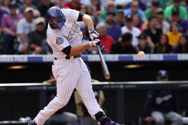 Rockies Rally to Beat Milwaukee Brewers, Finish Homestand 5-5