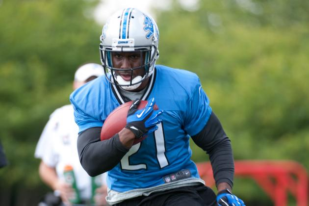 Reggie Bush: 'I'm Just Getting Started'