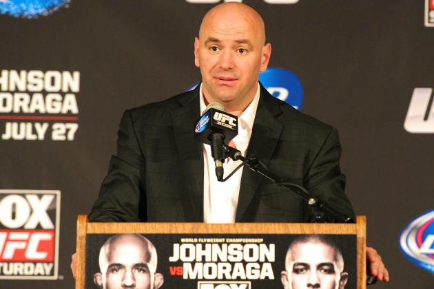 Dana White: 'Believe Me, We Pay the Guys That Deserve More Money'