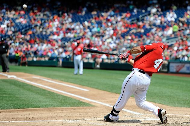 Nationals Break Out Lumber, Clobber Mets
