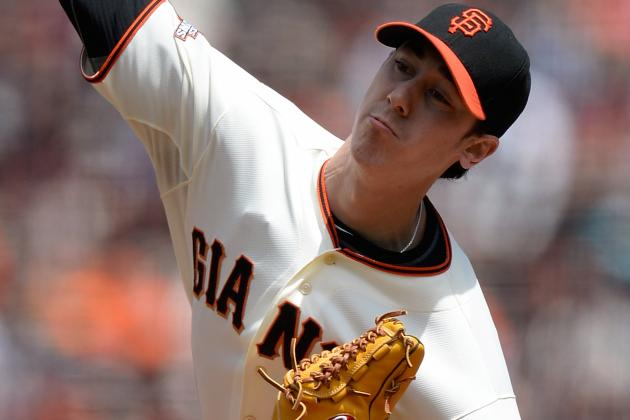 Lincecum and Little Else in Loss to Cubs