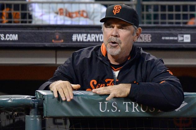 Giants Failing to Score Like Bochy's Never Seen
