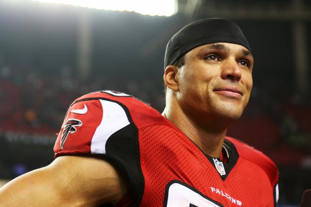 Gonzalez on Leave, Won't Play in Falcons' First Preseason Game