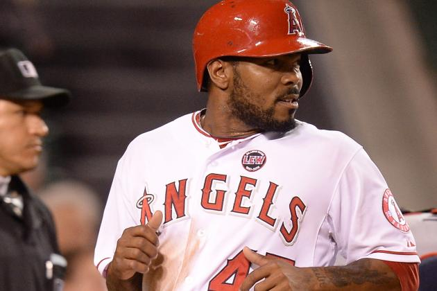 Angels Trade Rumors: Team Looking to Sell Downs, Aybar, Kendrick