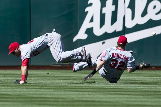 It's not exactly a sunny delight for Angels in 10-6 loss to Athletics
