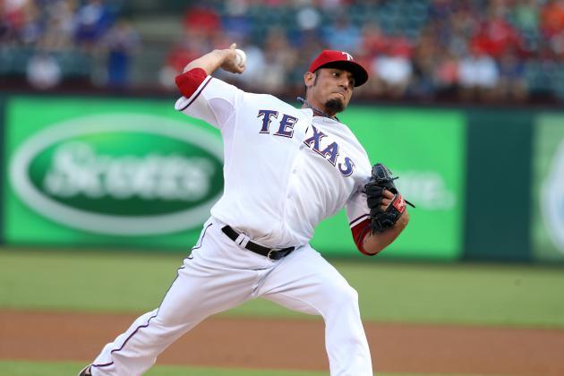 Matt Garza Primer: Getting to Know the Newest Texas Ranger