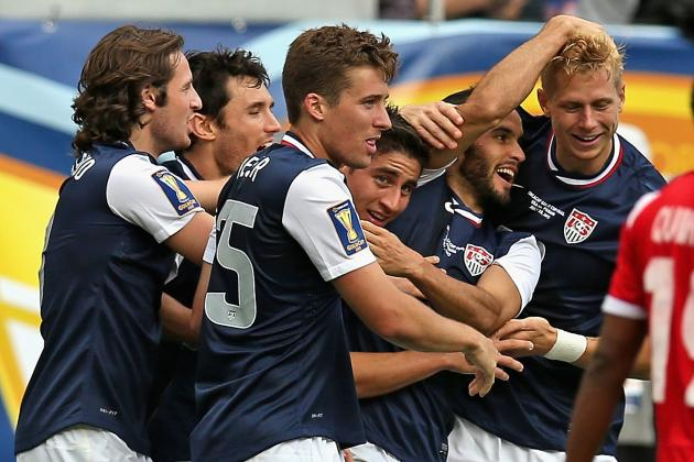 USA vs. Panama: Best Individual Performances from Gold Cup 2013 Final