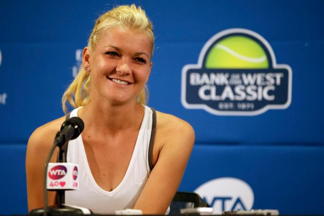 Bank of West 2013: Radwanska Moving Past Wimbledon Angst, ESPN Body Issue Uproar