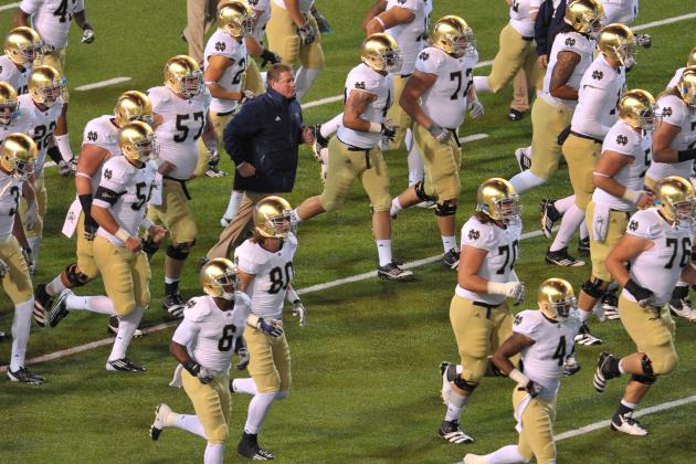 Notre Dame Football: Previewing the 3 Biggest Fall Camp Position Battles