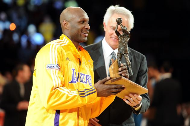 Lakers Rumors: Signing Lamar Odom Would Be Harmless Risk for L.A.
