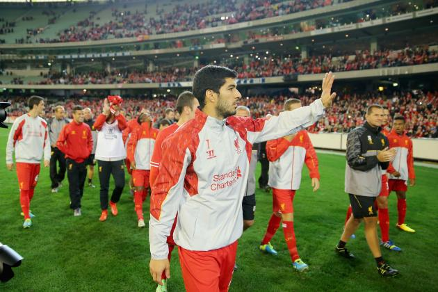 Liverpool Transfer Rumours: Latest Buzz on Luis Suarez