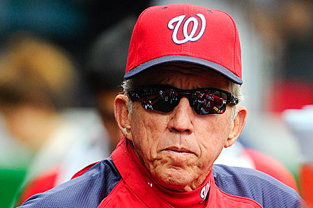 Will Fireworks in Front Office Light a Spark in Disappointing Nationals?