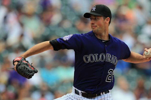 Jeff Francis Recalled by Rockies to Help in Bullpen