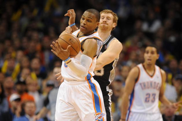 Key Area OKC Thunder Must Improve in Before Next Season