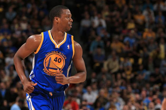 Why Harrison Barnes Will Win the 2013-14 Sixth Man of the Year Award