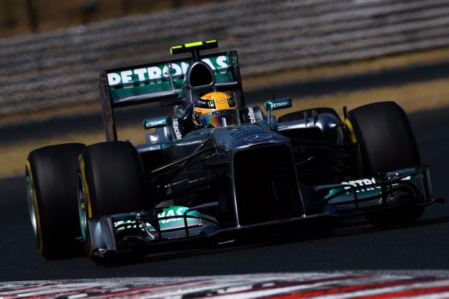 Formula 1: 5 Things We Learned from the Hungarian Grand Prix