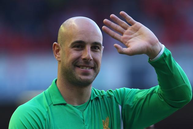 Pepe Reina Reveals He Was Not Told About Liverpool Exit in Emotional Letter