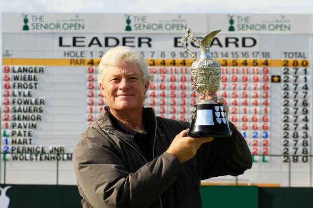 Senior British Open 2013: Day 4 Leaderboard Recap, Analysis and More