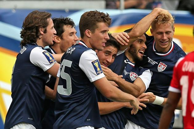 United States' Gold Cup Victory Caps Off Incredible Summer