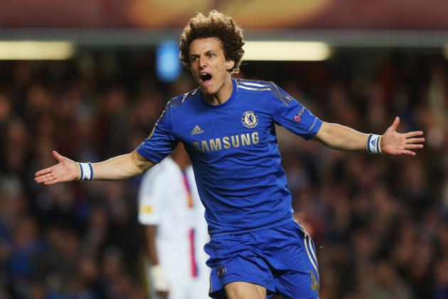 Chelsea Transfer Rumours: Blues Must Continue to Deflect David Luiz Suitors